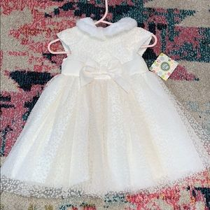 Baby Girl Formal Dress 👶🏼🎀 12 Months